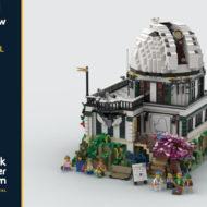 bricklink designer program 2021 mountain observatory