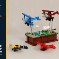 bricklink designer program 2021 pursuit flight
