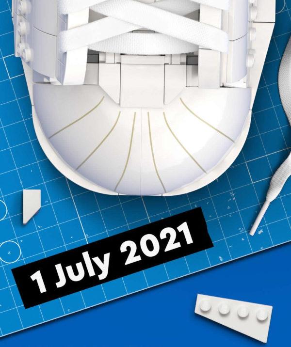 lego 10282 adidas superstar 2021