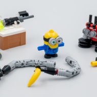 lego 30387 bob minion with robot arms gwp june 2021 3