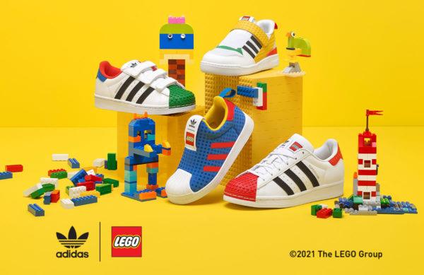 lego adidas kids shoes 2021
