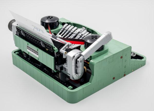 lego ideas 21327 typewriter 15