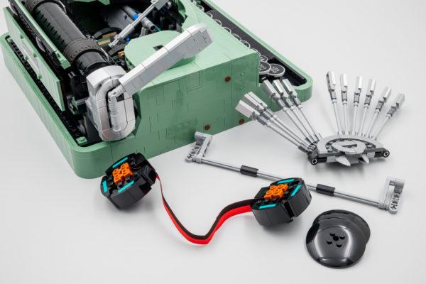 lego ideas 21327 typewriter 3 1