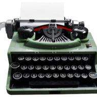 lego ideas 21327 typewriter 3