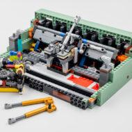 lego ideas 21327 typewriter 6 1