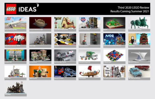 lego ideas 3rd review phase 2020 contest