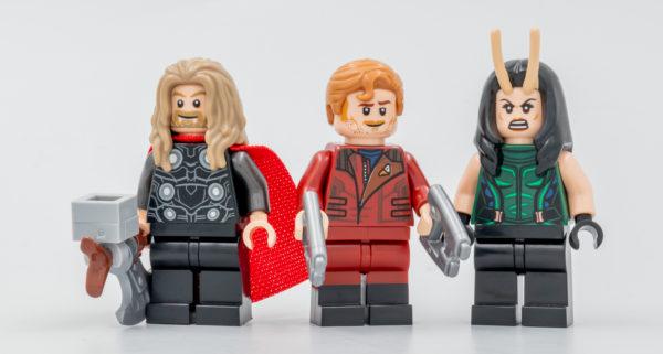 LEGO Marvel Infinity Saga 76193 The Guardians' Ship
