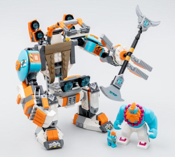 lego monkie kid 80025 sandy power loader mech 5