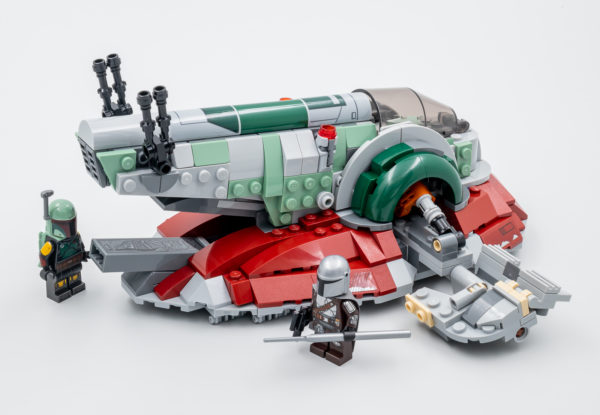 lego starwars 75312 boba fett starship slave I 10