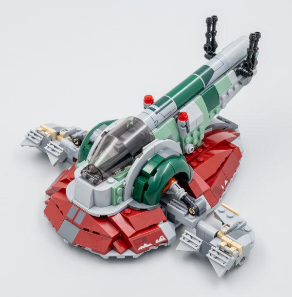 lego starwars 75312 boba fett starship slave I 12 1