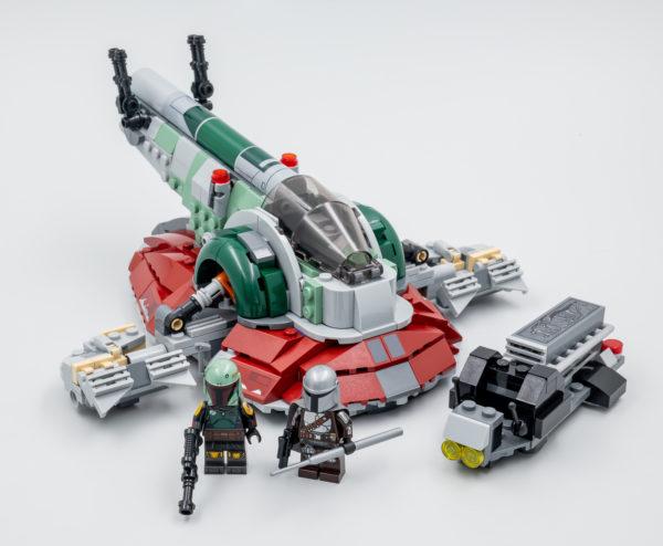 lego starwars 75312 boba fett starship slave I 20