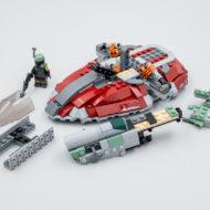 lego starwars 75312 boba fett starship slave I 3 1