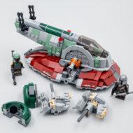 lego starwars 75312 boba fett starship slave I 5 1