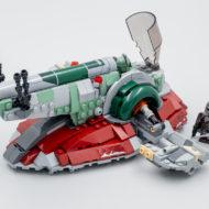 lego starwars 75312 boba fett starship slave I 6