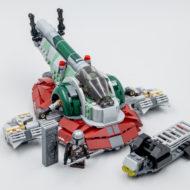 lego starwars 75312 boba fett starship slave I 7