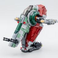 lego starwars 75312 boba fett starship slave I 9