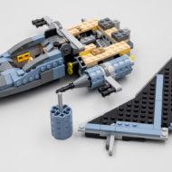 lego starwars 75314 bad batch attack shuttle 19