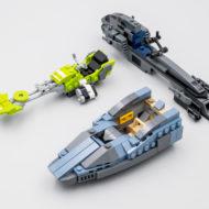 lego starwars 75314 bad batch attack shuttle 2