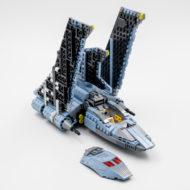 lego starwars 75314 bad batch attack shuttle 21