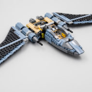 lego starwars 75314 bad batch attack shuttle 5