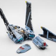 lego starwars 75314 bad batch attack shuttle 6
