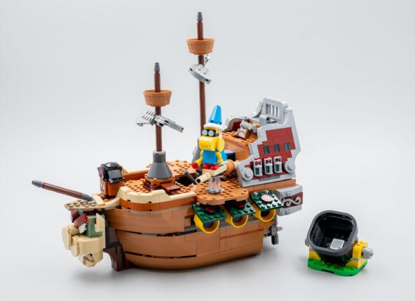 lego super mario 71391 bowser airship 1
