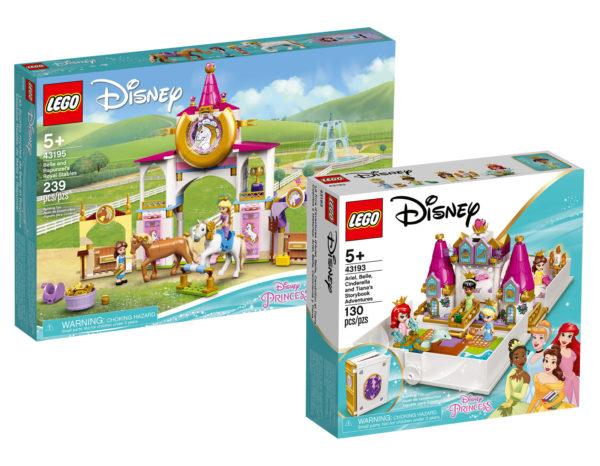 new disney princess august 2021 lego shop