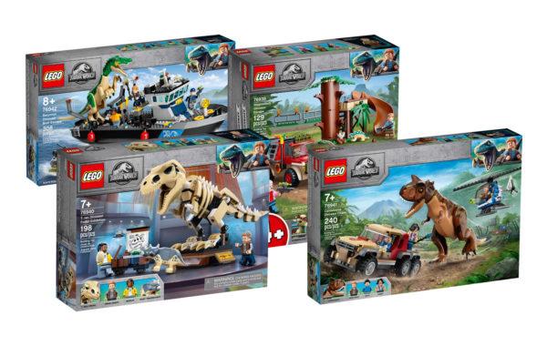 new lego jurassic world 2021 shop