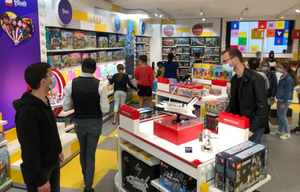ouverture lego certified store nantes atlantis juillet 2021
