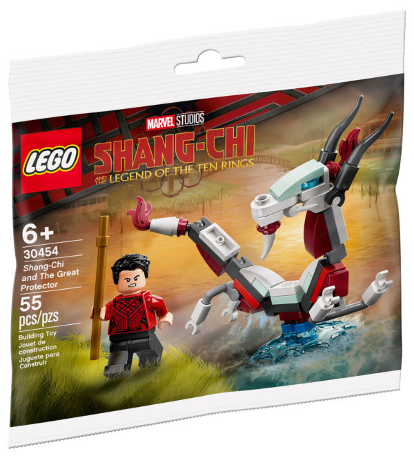 30454 lego marvel shang chi great protector polybag 1