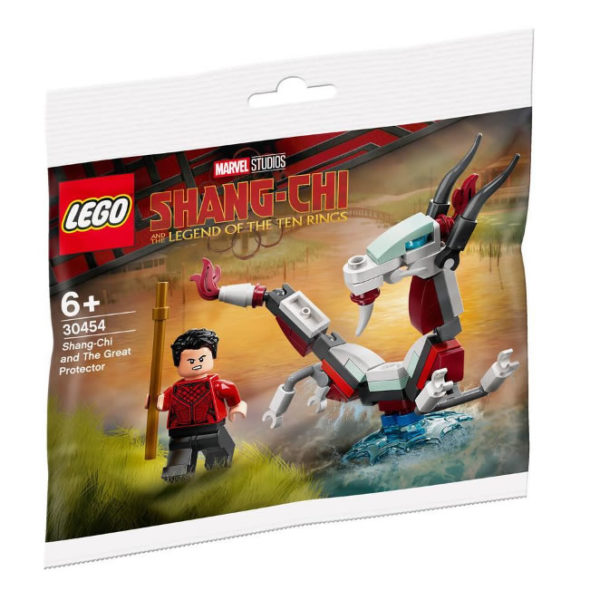 30454 lego marvel shang chi great protector polybag