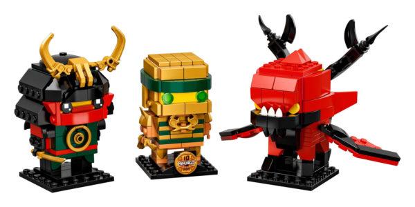 40490 lego brickheadz ninjago 10