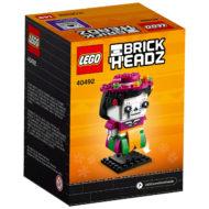 40492 lego brickheadz la catrina 2