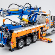 42128 lego technic heavy duty tow truck 7