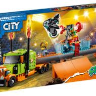 60294 lego city stuntz stunt show truck