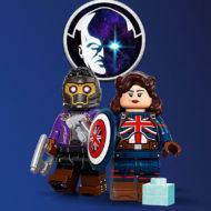 71031 lego marvel minifigures collectible series 12