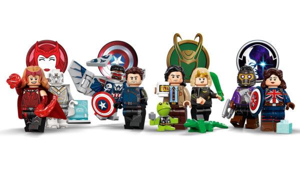 71031 lego marvel minifigures collectible series 4
