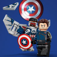 71031 lego marvel minifigures collectible series 9