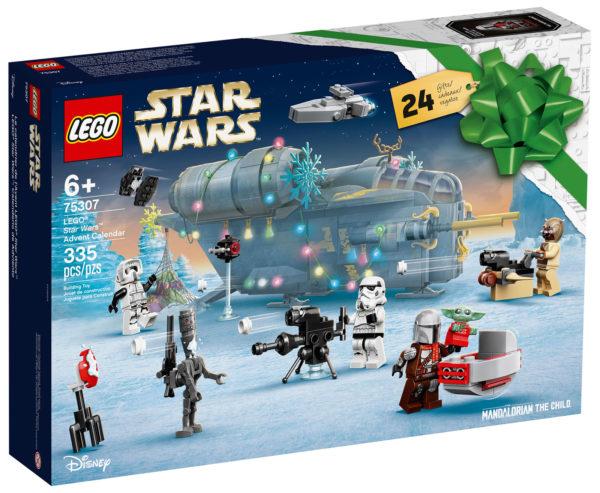 75307 lego starwars advent calendar 2021 7