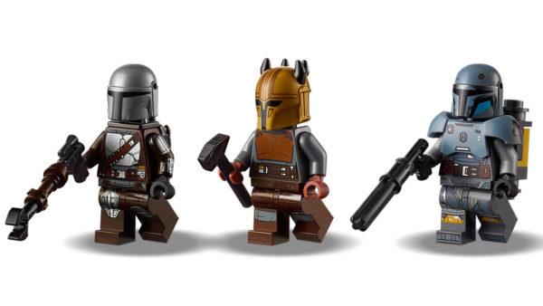 75319 lego starwars armorer mandalorian forge 2
