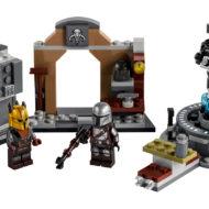 75319 lego starwars armorer mandalorian forge 9