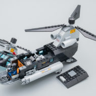 76162 lego marvel black widow helicopter chase review brickheroes 5