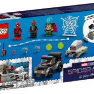 76184 lego marvel spiderman mysterio drone attack 2