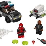 76184 lego marvel spiderman mysterio drone attack 3