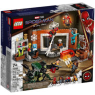 76185 lego marvel spiderman sanctum workshop 1