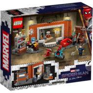 76185 lego marvel spiderman sanctum workshop 2