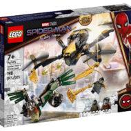 76195 lego marvel spiderman drone duel 1