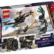 76195 lego marvel spiderman drone duel 2