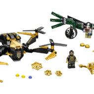 76195 lego marvel spiderman drone duel 3
