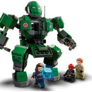 76201 lego marvel captain carter hydra stomper what if 2